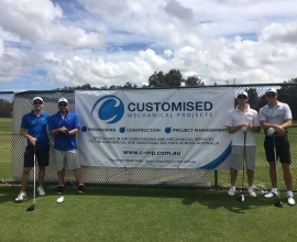2018 AIRAH WA Golf Day