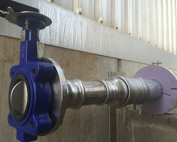 Pilbara Chilled Water Pipe